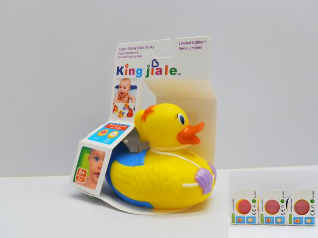 SUPER SAFTY BATH DUCKY-WF3282